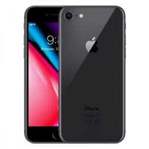 Apple iPhone 8 64GB Grado A Nero Black Originale Ricondizionato Apple Rigenerato
