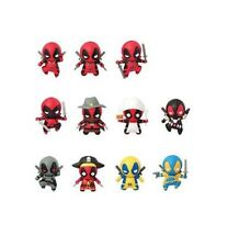 Deadpool Series 1 - Mystery 3D Foam Collectible Keychains