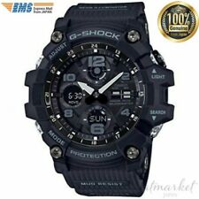 CASIO GWG-100-1A Watch G-SHOCK Radio Wave Solar Men's Black genuine from JAPAN