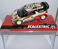 SCALEXTRIC A10158S300 CITROEN DS3 WRC  #1  ABU DHABI  S.LOEB-D.ELENA   MB