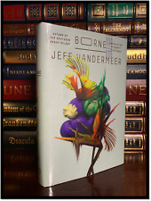 Borne ✎SIGNED✎ by JEFF VANDERMEER Mint Hardback 1st Edition First Printing