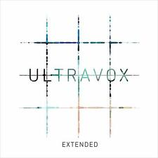 ULTRAVOX - EXTENDED  2 CD NEU