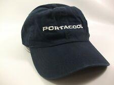 Portacool Hat Blue Strapback Baseball Cap
