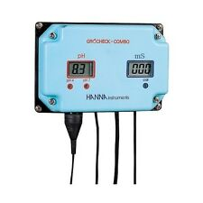 pH Meter and EC Conductivity Controller Hanna Gro'Check (HI 981405N)