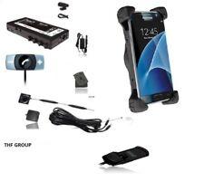 Samsung Galaxy  car-kit by BURY + Galaxy S6 S7 S8 S9 car cradle + ext antenna