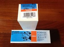 Osram HSR 575/72 Made In Germany- NEW/ Cross Reference MSR 575/2 10H/CSR575/2/SE