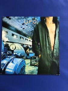 UFO Lights Out Vinyl LP Rock
