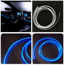 4M 4LED Fiber Optic Interior Lights Atmosphere Lamp for Car Door Center Console
