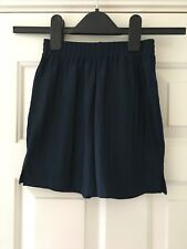 TU Boys Blue School PE Shorts Size 6 Years