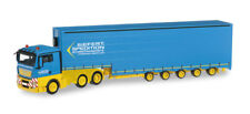 Herpa 304207 MAN TGX XL volume semi-remolque Siefert Spedition 1:87 modelismo