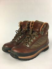 VTG TIMBERLAND Euro Gore-Tex (90365 7) Brown Men's Hiker Boots SIZE 7 M NICE
