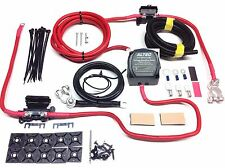 3mtr Split Charge Kit 12V 140a M-Power Intelligent VSR 110a Ready Made Leads
