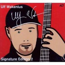 "ULF WAKENIUS ""SIGNATURE EDITION"" 2 CD NEU"