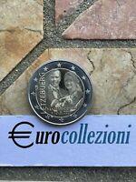 LUXEMBOURG 2020 2 EURO COMMÉMORATIVE NAISSANCE PRINCIÈRE VERSION PHOTO UNC NEUVE