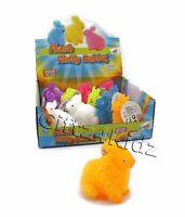 Light Up Puffer Rabbit Flashing Spikey Sensory Squidgy Stress Animal Bunny Toy