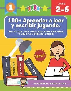 Material Para Que Los Niños Aprendan Español Leer Y Escribir Jugando 2 a 6 Años
