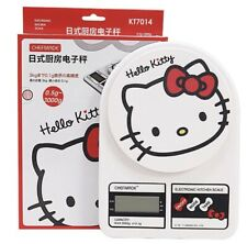 Hello Kitty Red Chefmade Kitchen Baking Accessories Precision Electronic Scale