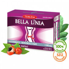 Organic Bella Linia Natural Weight Loss Guarana Buckthorn vitamins 60 capsules