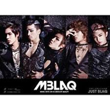 K-Pop MBLAQ - Just Blaq Vol.1 (Single) (MBLAQS1)