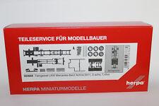 Herpa 083669  Mercedes-Benz Actros 2011 LKW-Fahrgestell 3achs 1:87 H0 NEU in OVP