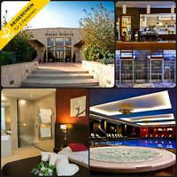 Kurzreise Budapest 4 Tage 2 Personen 4* Hotel Hotelgutschein Städtereise Urlaub