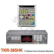 Taijin TJ Media TKR-365HK Home Korean Karaoke Machine System +Big Remote TIR304K