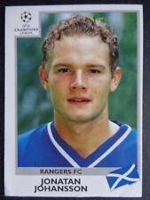 Panini Champions League 1999-2000 - Jonatan Johansson (Glasgow Rangers) #221