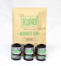 Kono Monolit 400asa 135 36exp Pack Of Three