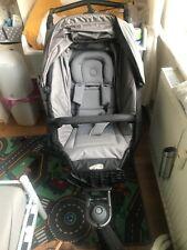TFK Mono Kinderwagen mit Wanne und Sitzeinlage
