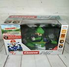 Carrera RC 1/18 Nintendo Mario Kart Circuit Special Luigi Racer (Distressed Box)