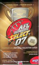 2007 Select AFL Supreme Cards Factory Box (36 packs)-AFL Hall Of Fame Series 3