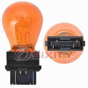 Philips Daytime Running Light Bulb for Cadillac DTS 2006-2011 Electrical rr