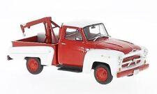WHITEBOX Chevrolet 3100 TOW TRUCK Dépanneuse année de construction 1956 rouge /