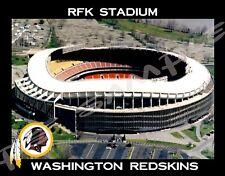Washington REDSKINS - RFK STADIUM  - Souvenir Flexible Fridge Magnet