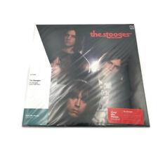 THE STOOGES ~ JOHN CALE MIX VMP RED BLACK MARBLED COLOR VMP LP SEALED ~ SOLD OUT