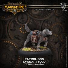 Warmachine: Cygnar - Patrol Dog - PIP31139 - IN STOCK!