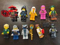 Lego Ninjago Rare Promo Character Dog Tag 2018