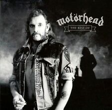 The Best Of Motörhead by Motörhead  CD Sealed Brand New Free Shipping