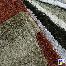 SALE !  Super Shaggy Teppich Brücke 67x140 cm versch. Farben NEU Supershaggy