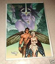 SAN DIEGO COMICON SOULFIRE DYING OF THE LIGHT 0 LIMITED