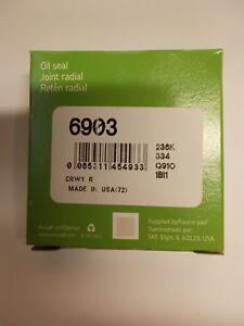 SKF 6903  Transfer Case-Transfer Case Shift Shaft Seal