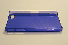 Purple Ultra Thin 0.5mm Plastic Case for Apple iPhone 4 4S