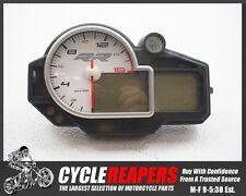 D115 2012 12 13 12-14 BMW S1000RR Gauge Tach RPM Speedometer Cluster 9,251