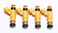 Fuel Injectors for Mitsubishi 99-00 Galant/97-99 Montero Sport 2.4L I4 4 Pieces