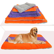 Self Heating Pet Pad Bed Mat Blanket Thermal Washable Fleece Heat Dog Cat Puppy