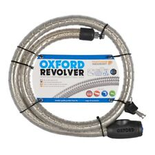 OXFORD REVOLVER MOTORCYCLE THATCHAM ARMOURED CABLE LOCK 1.4M OF231 T