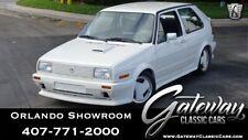 1987 Volkswagen Golf Neuspeed-Callaway Turbo