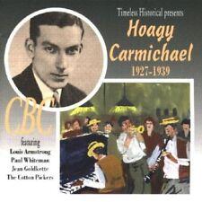 Carmichael, Hoagy - 1927-1939 CD NUOVO