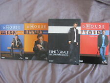 Dr. House intégrale des 3 1ères saisons (Hugh Laurie), coffret 18DVD, Série TV