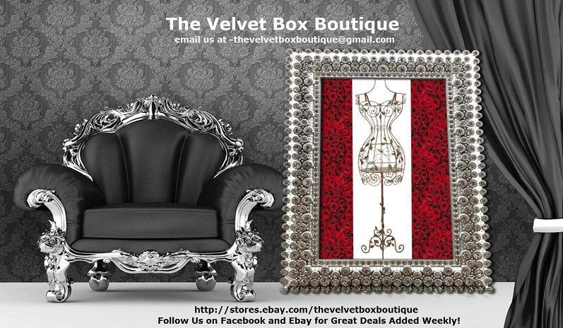 the velvet box boutique